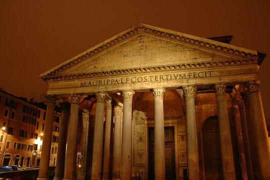 panthéon romain