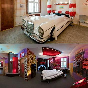 Les h tels les plus insolites au monde linternaute - Les hotels les plus insolites ...