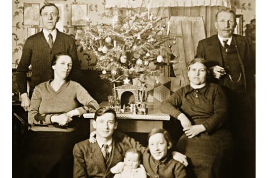 Actualité & Images Noel : Revivez le Noël d'autrefois ! Premier-noel-704055