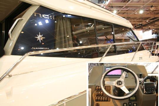 Jeanneau nc 11 les nouveaut s 2010 du salon nautique de paris linternaute - Nouveautes salon nautique ...