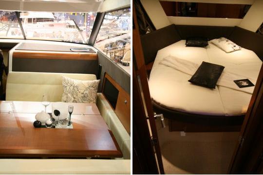 Jeanneau nc 11 un v ritable appartement les nouveaut s 2010 du salon nautique de paris - Nouveautes salon nautique ...