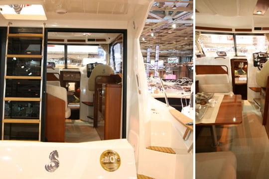 B n teau antares 30 croisi re et le hors bord les nouveaut s 2010 du salon nautique de paris - Nouveautes salon nautique ...