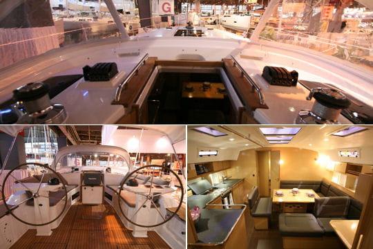 Bavaria cruiser 45 un d cor soign les nouveaut s 2010 du salon nautique de paris linternaute - Nouveautes salon nautique ...