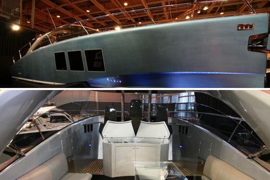 Ufo u119 carbon les nouveaut s 2010 du salon nautique de paris linternaute - Nouveautes salon nautique ...