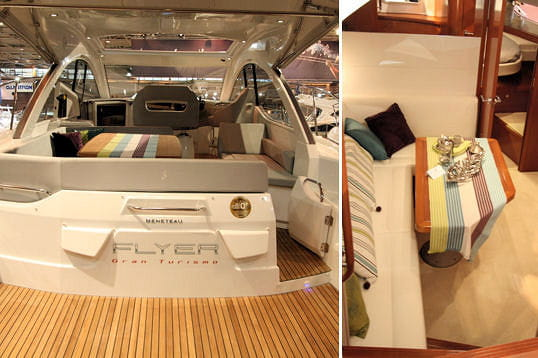 Le flyer gran turismo 38 les nouveaut s 2010 du salon for Salon nautique lyon