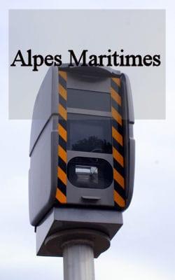 les nouveaux radars dans les alpes maritimes.