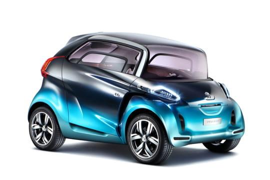 peugeot bb1 concept les concept cars qui ont marqu l 39 automobile fran aise linternaute. Black Bedroom Furniture Sets. Home Design Ideas