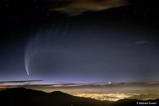 comète macnaught