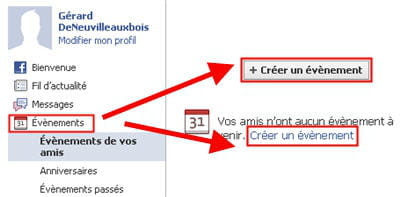 comment participer a un evenement sur facebook