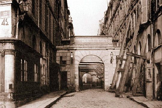 Rue de Harlay Paris