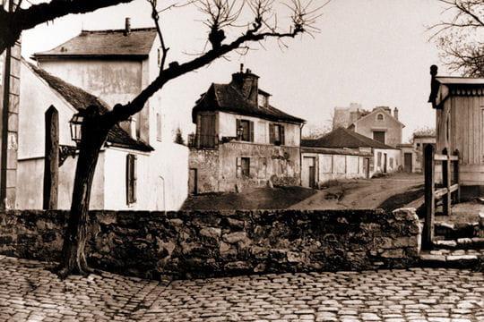 Rue de l'Essai autrefois