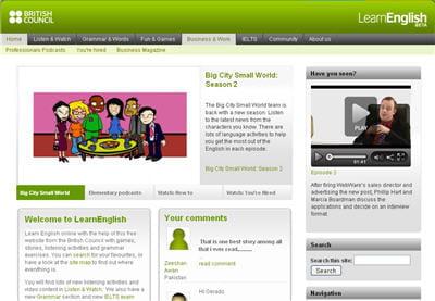 apprendre l 39 anglais sur internet gratuitement les meilleurs sites pour apprendre une langue. Black Bedroom Furniture Sets. Home Design Ideas