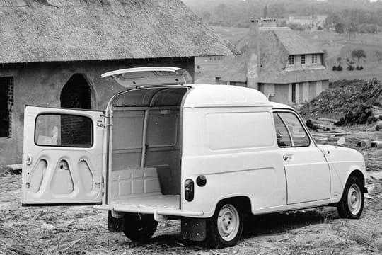 renault 4 l 39 utilitaire la renault 4 une saga longue de plus de 50 ans linternaute. Black Bedroom Furniture Sets. Home Design Ideas