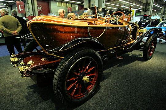 mercedes 37 90 chevaux de 1911 les beaux mod les de r tromobile 2011 linternaute. Black Bedroom Furniture Sets. Home Design Ideas