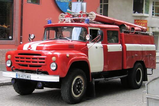 Camion de pompier collector voitures de pompiers en - Image camion pompier ...