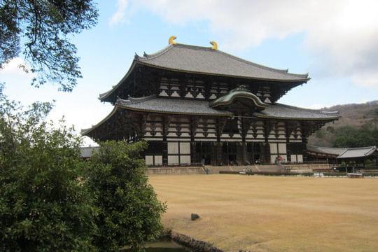 daibutsu-den, pavillon des géants