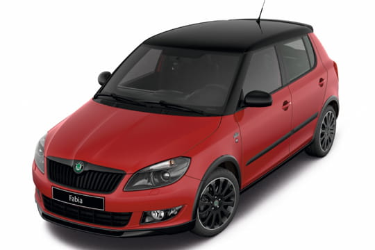 skoda fabia monte carlo salon automobile de gen ve 2011 les avant premi res linternaute. Black Bedroom Furniture Sets. Home Design Ideas