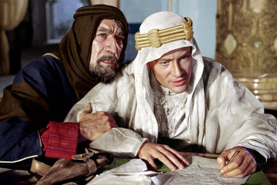 Peter O'Toole, inoubliable Lawrence d'Arabie