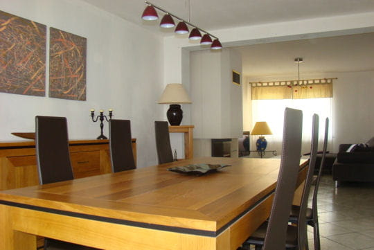 pin salon moderne et chaleureux blog deco on pinterest. Black Bedroom Furniture Sets. Home Design Ideas