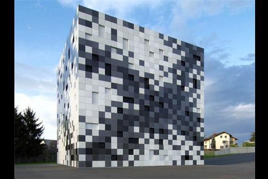 l u0026 39 architecture aussi s u0026 39 int u00e9resse au pixel art   pixel art