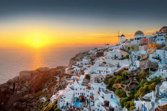 Iles grecques nuage ciel d 39 azur for Santorin sejour complet