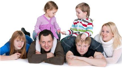 Drôle de famille sur France 2 : La famille recomposée...une comédie ...