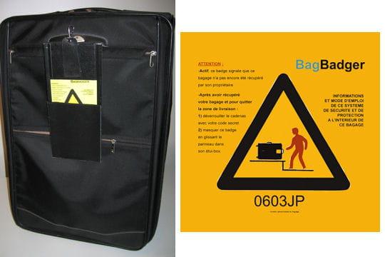 antivol valise