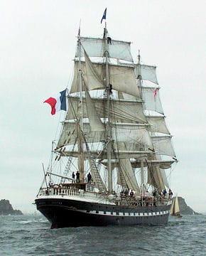 صفقة السفينة الشراعية  di Amerigo Vespucci للبحرية الجزائرية - صفحة 3 Belem-883999