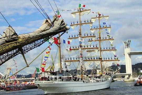 صفقة السفينة الشراعية  di Amerigo Vespucci للبحرية الجزائرية - صفحة 3 Cuauhtemoc-884147