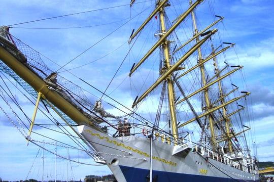 صفقة السفينة الشراعية  di Amerigo Vespucci للبحرية الجزائرية - صفحة 3 Mir-884782