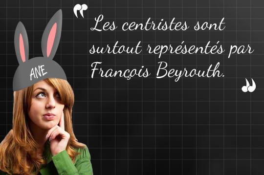 perles du bac : françois beyrouth