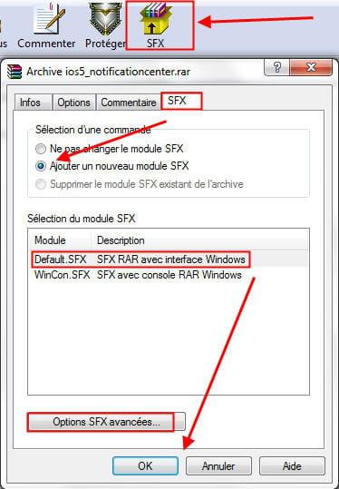 logiciel pour convertir fichier rar en