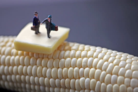 maïs au beurre