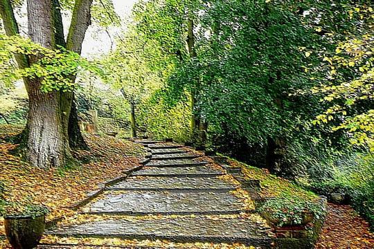 Un jardin dans la ville promenade en france for Piscine d evreux