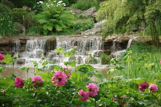 Parc floral de nevers une pause au vert au c ur de la for Apremont sur allier jardin