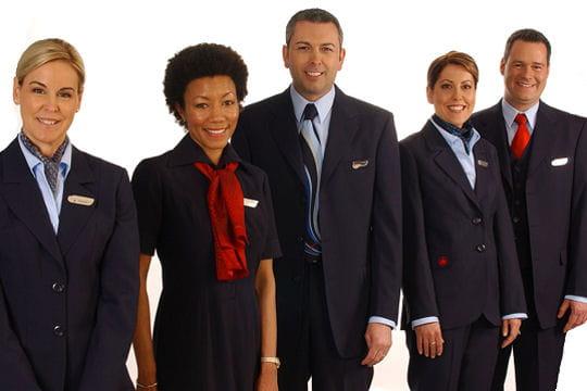 Air canada r tro et pur les plus beaux uniformes d for Spa uniform france