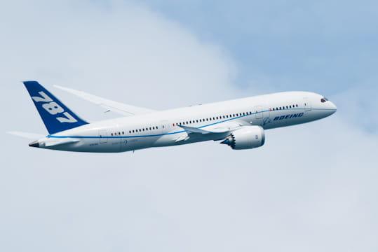 le boing 787 dreamliner Dreamliner-918088