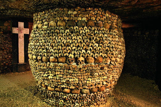 catacombes paris visite