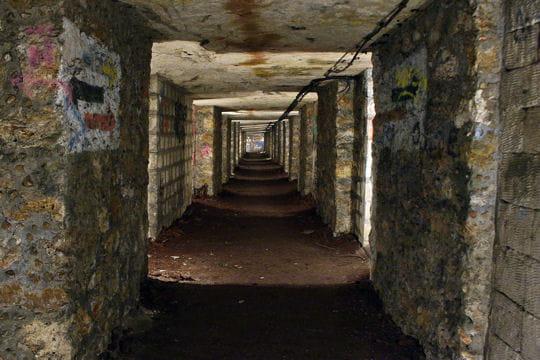 galeries allemandes catacombes paris