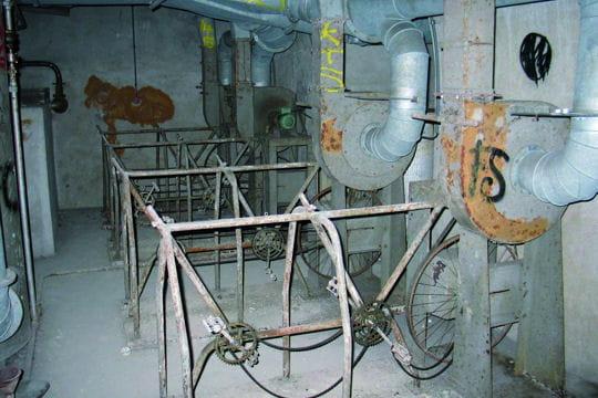 systèmes renouvellement air catacombes paris