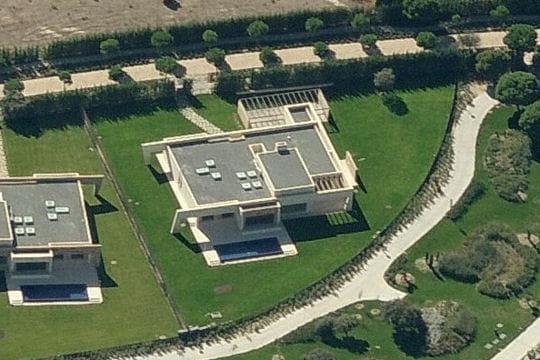 Maison de Cristiano Ronaldo