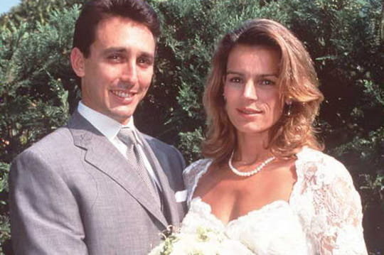 Daniel Ducruet Mariage Stéphanie et Daniel Ducruet