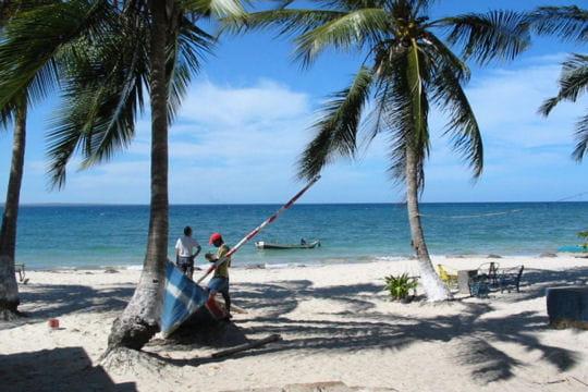 baie de pemba au mozambique