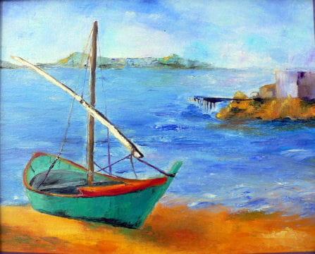 Barque sétoise