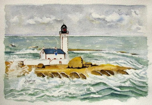 Phare des Moutons