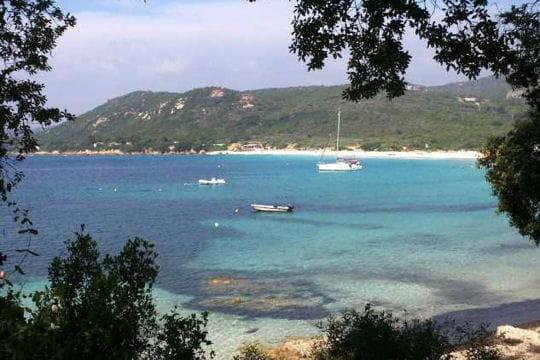 plages de la presqu'le d'isolella