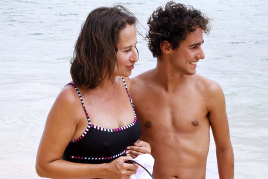 Photos and segolene bikini royale in