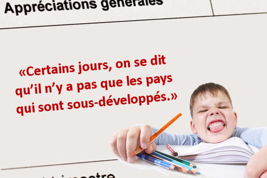 Voire insultant