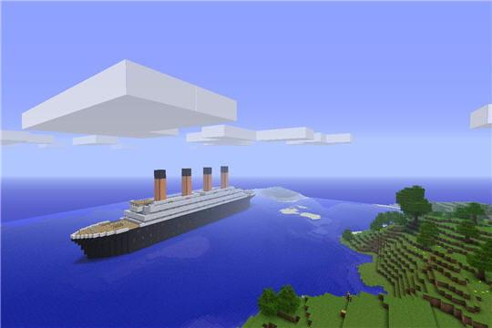 [Archive]Salon de discussion publique 2011 - Page 3 Titanic-parfaitement-modelise-988819