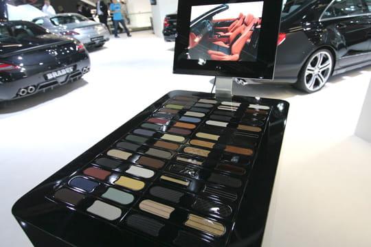 Voiture sur mesure salon de francfort 2011 la version for Salon cuir voiture